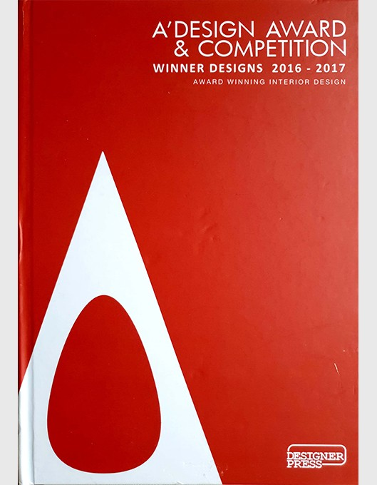 A design award & competition 2016-2017